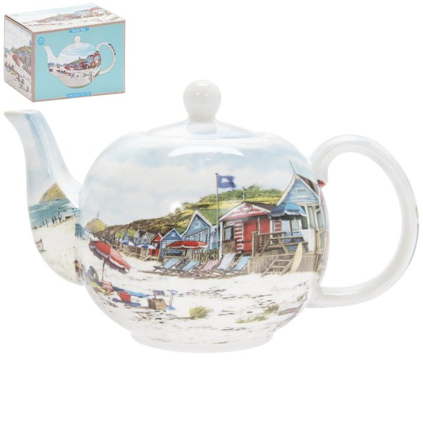 SANDY BAY TEA POT