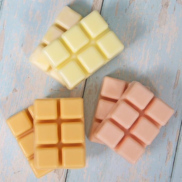 WAX MELTS BLOCK 6 ASSORTED