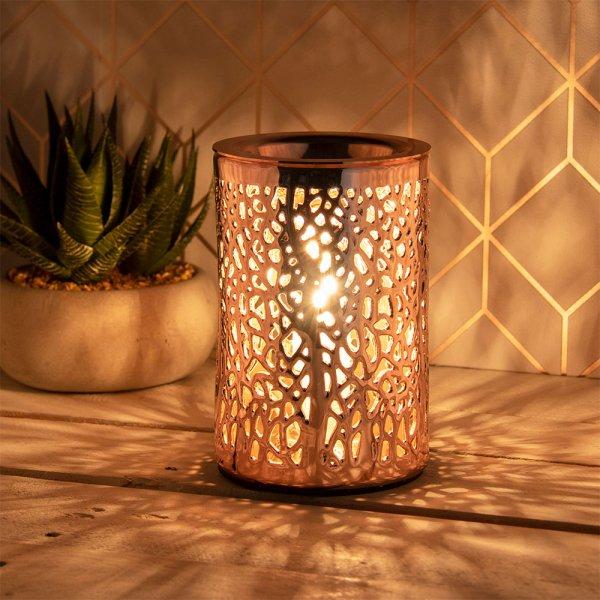 AROMA LAMP ROSE GOLD