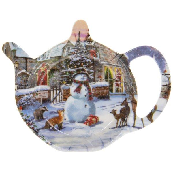 MAGIC OF CHRISTMAS TEABAG TIDY
