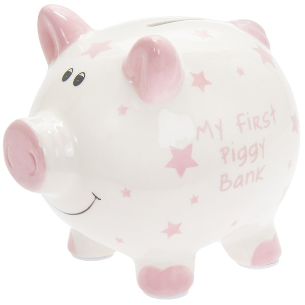 MY FIRST PIGGY BANK LARGE