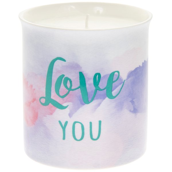 LOVE YOU SCENTED CANDLE
