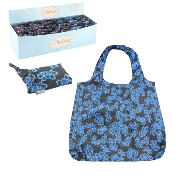 FLOWER CLIP BAG 2 ASST