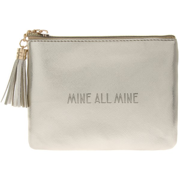 SHINE BRIGHTGOLD PURSE