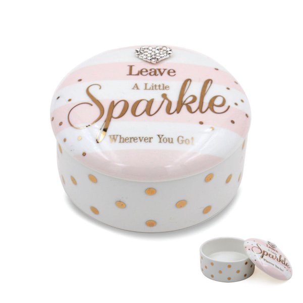 MAD DOTS SPARKLE TRINKET