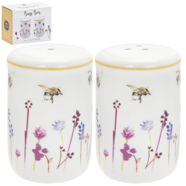 BUSY BEES SALT & PEPPER