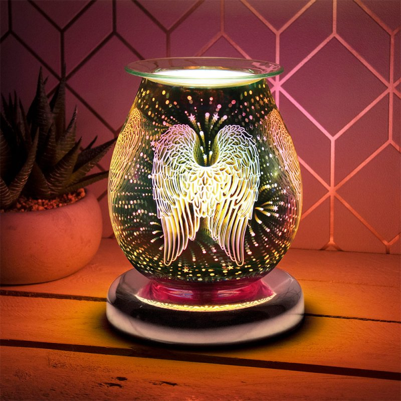 DESIRE AROMA LAMPS ANGEL WINGS