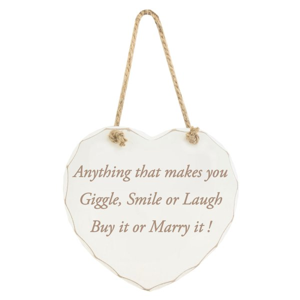 GIGGLE SMILE OR LAUGH PLAQUE