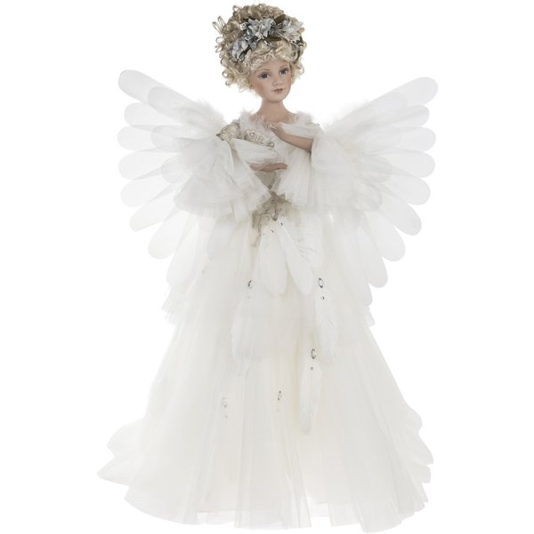 ANGEL MOVING WHITE 32""