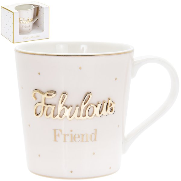 OH SO CHARMING FRIEND MUG