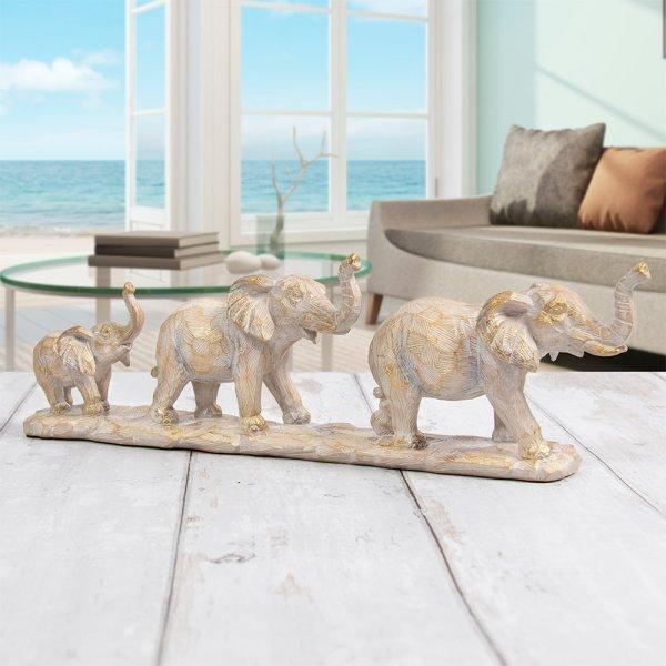 FAMILY OF 3 ELEPHANT