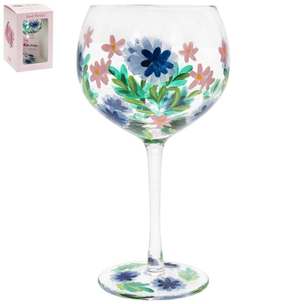 CORNFLOWER GLASS