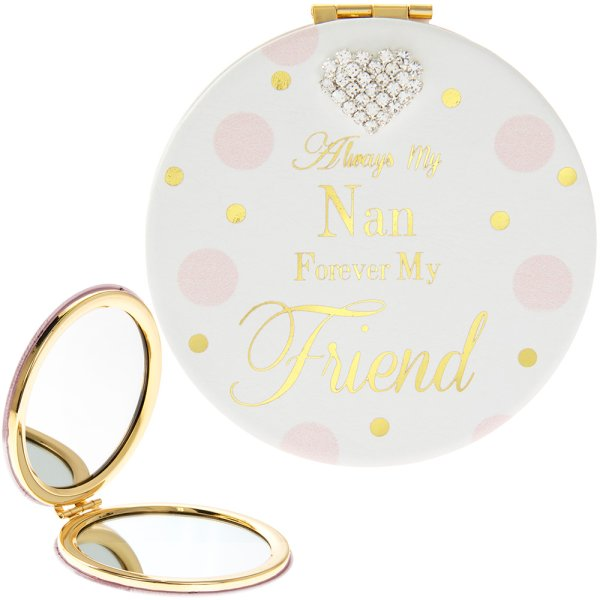 MAD DOTS NAN COMPACT MIRROR
