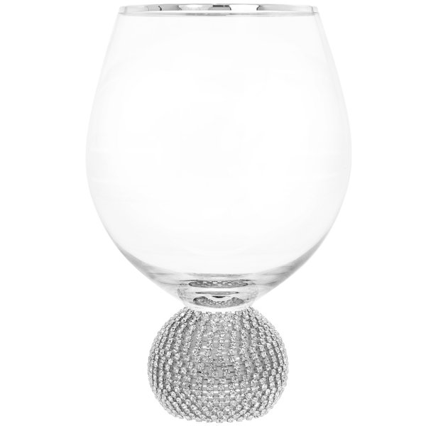 DIAMANTE SILVER STEMLESS WINE