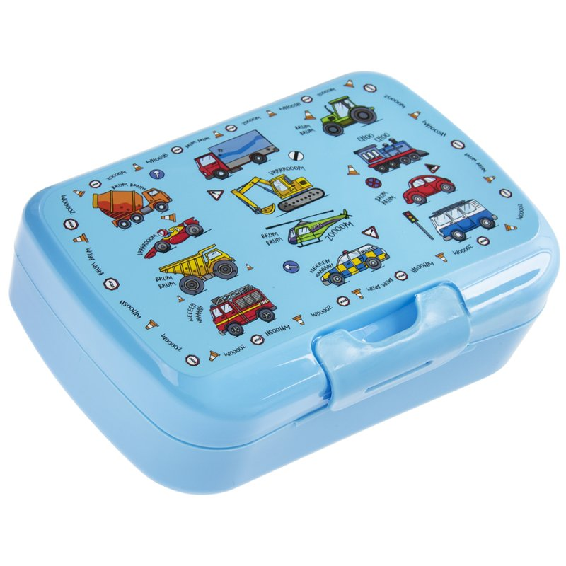 VEHICLES LUNCH BOX