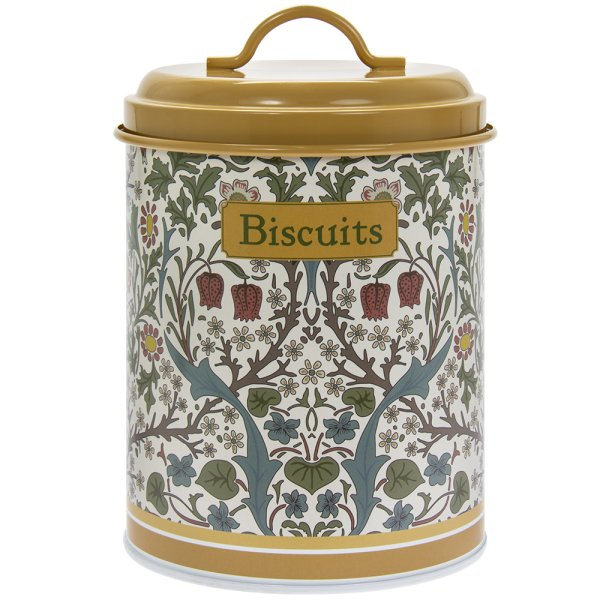 BLACKTHORN BISCUIT CANISTER