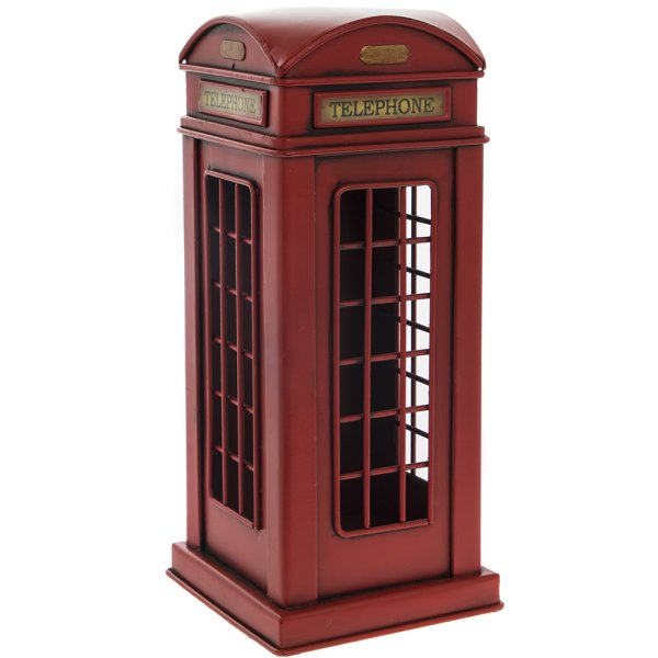VINTAGE TELEPHONE BOX