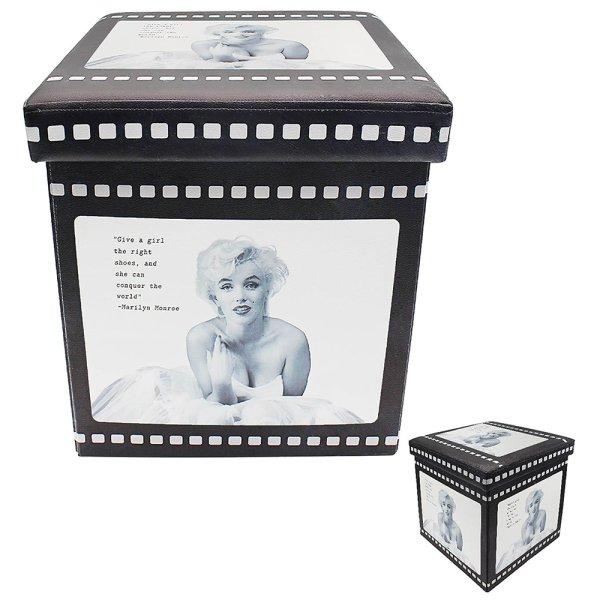 MARILYN MONROE FOLDING BOX