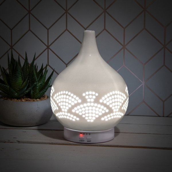 AROMA HUMIDIFIER WITH REMOTE