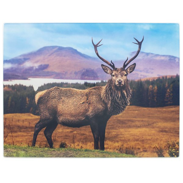 STAG CUTTING BOARD