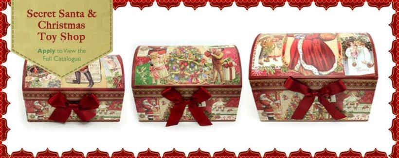 Secret Santa & Christmas Toy Shop