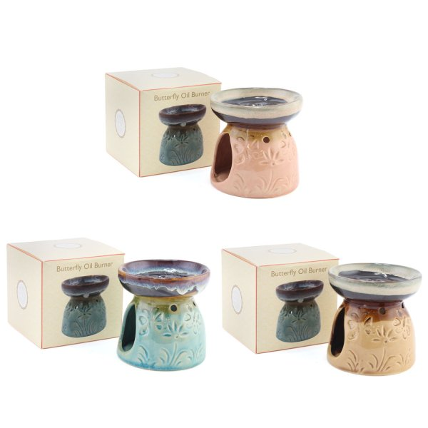 BUTTERFLY OIL BURNER 3 ASST