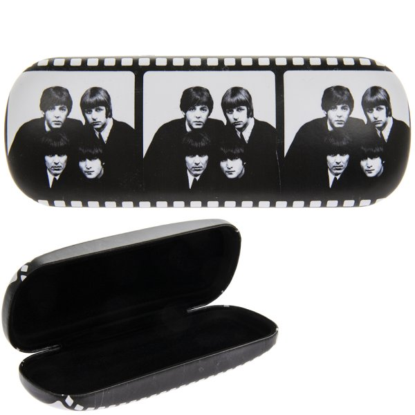 THE BEATLES GLASSES CASE