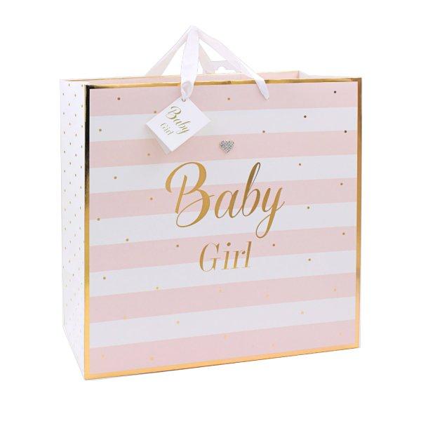 MAD DOTS BABY GIRL GIFTBAG LGE