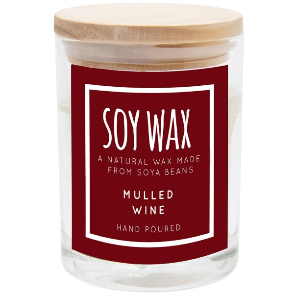 DESIRE SOY CANDLE MULLEDWINE S