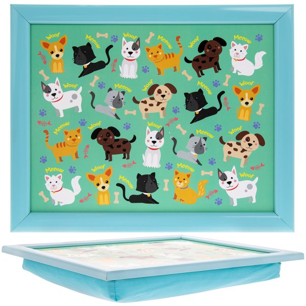 CATS & DOGS LAPTRAY
