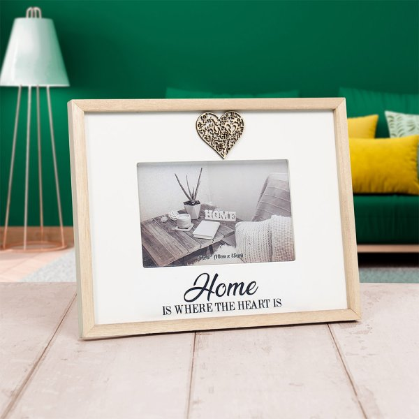 SENTIMENTS FRAME HOME 4X6