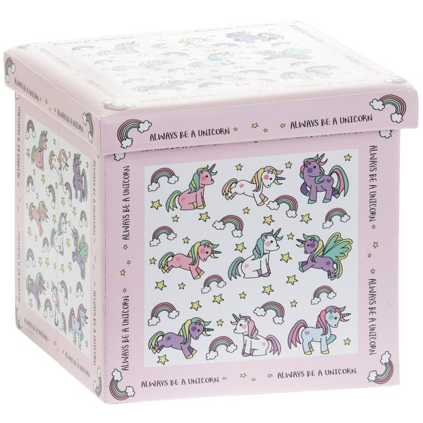 LITTLESTARS UNICORN STORAGEBOX