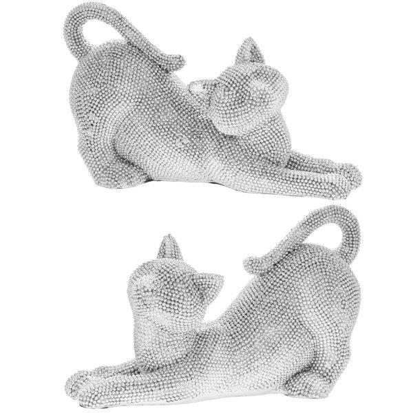 SILVER ART CAT 2ASST