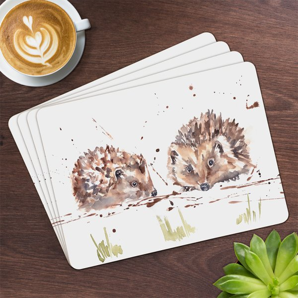 COUNTRY LIFE HEDGEHOG PMATS S4