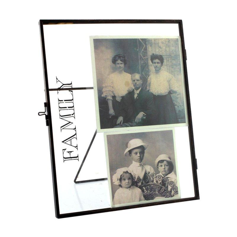"METAL FRAME FAMILY 8"" X 10"""
