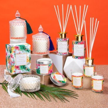 DESIRE TROPICAL DIFFUSERS & CANDLES
