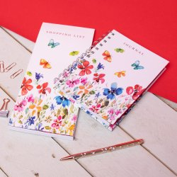 Butterfly Meadow Stationery