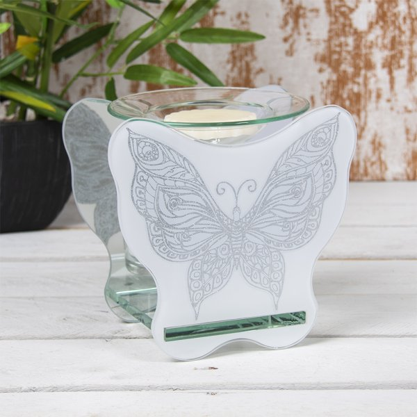 BUTTERFLY WAX/OIL WARMER