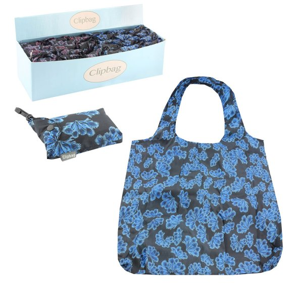 FLOWER CLIP BAG 2 ASST