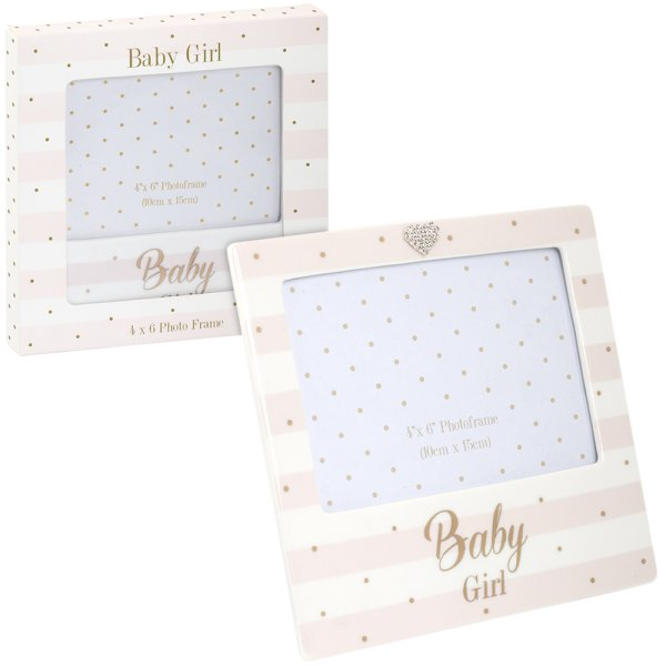 MAD DOTS BABY GIRL FRAME