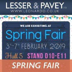 Spring Fair 2019 show preview