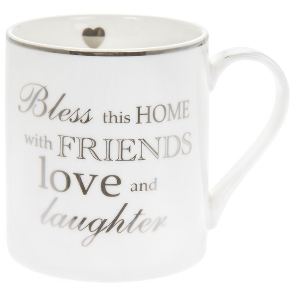 BLESS THIS HOME MUG