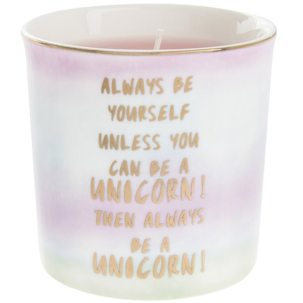 UNICORN SCENTED CANDLE