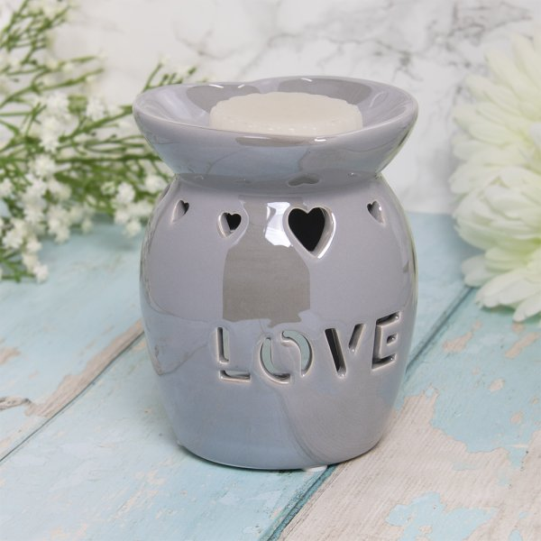 WAX/OIL WARM LOVE GREY LUSTRE