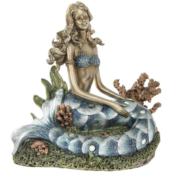 EXOTIC ART MERMAID 8""