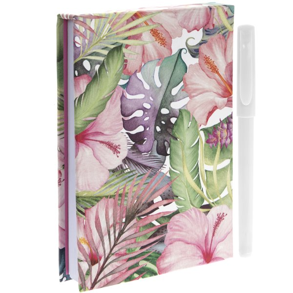 TROPICAL PARADISE MEMOPAD