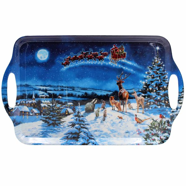MAGIC OF XMAS TRAY LARGE