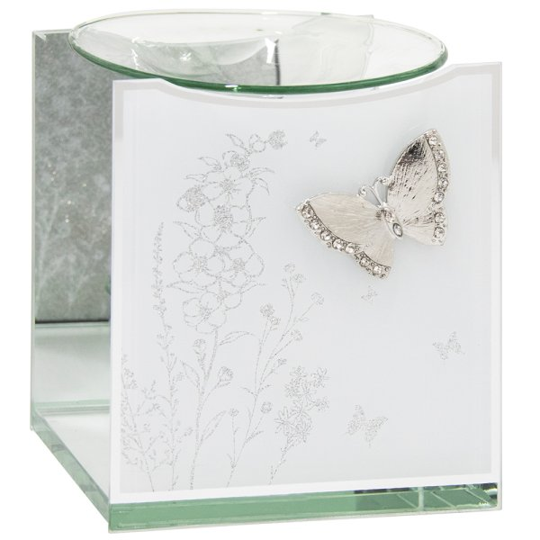 MIRROR BUTTERFLY WAX WARMER