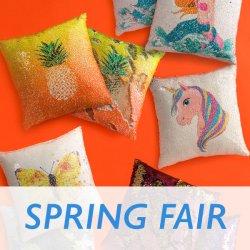 Spring Fair: Hall 5 Stand D10-E11
