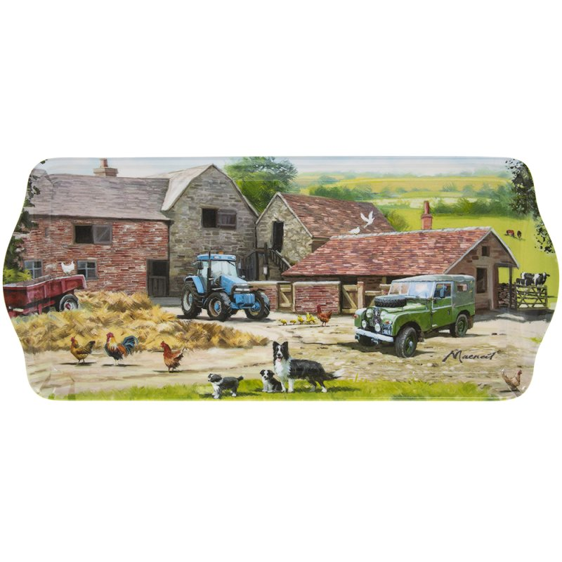 FARMYARD TRAY MEDIUM